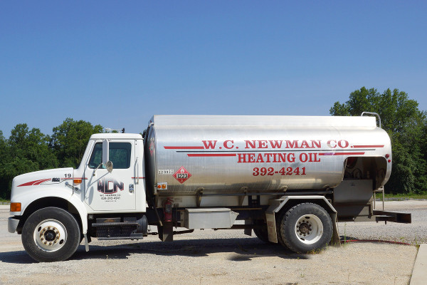 Heating Oil Delivery in Prince Edward County